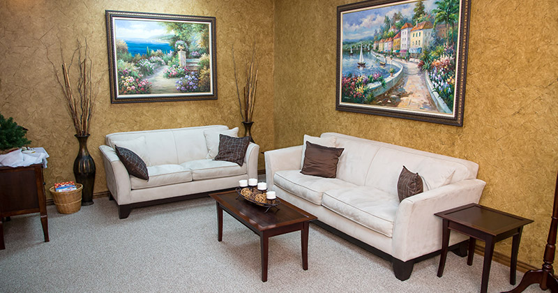 Comfortable spaces to help you relax and feel comfortable.